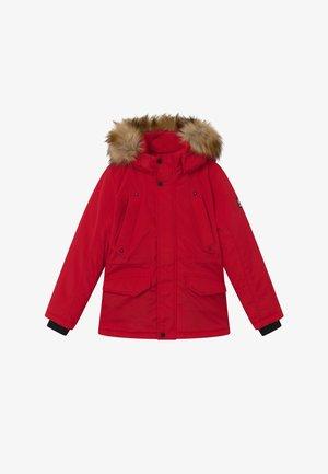 KIDS ZAGARE - Zimní kabát - red