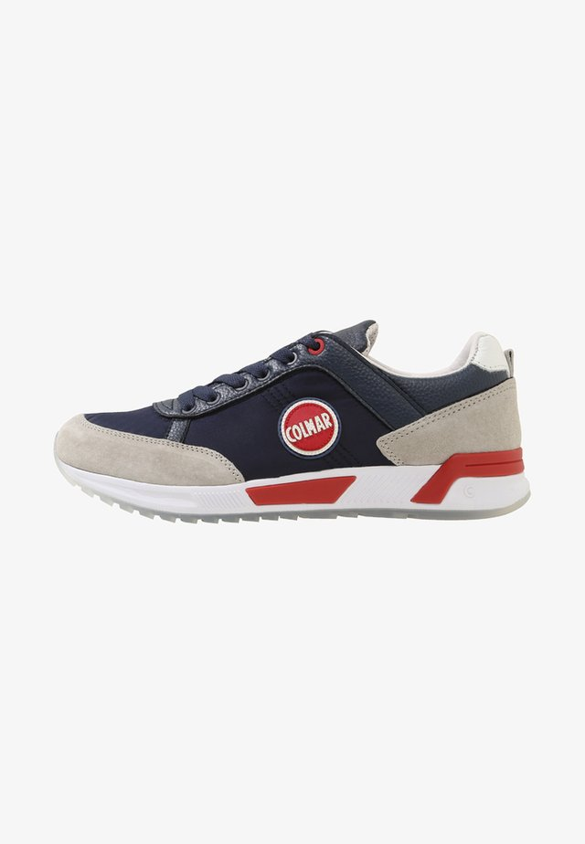 TRAVIS COLOR - Sneakers laag - navy