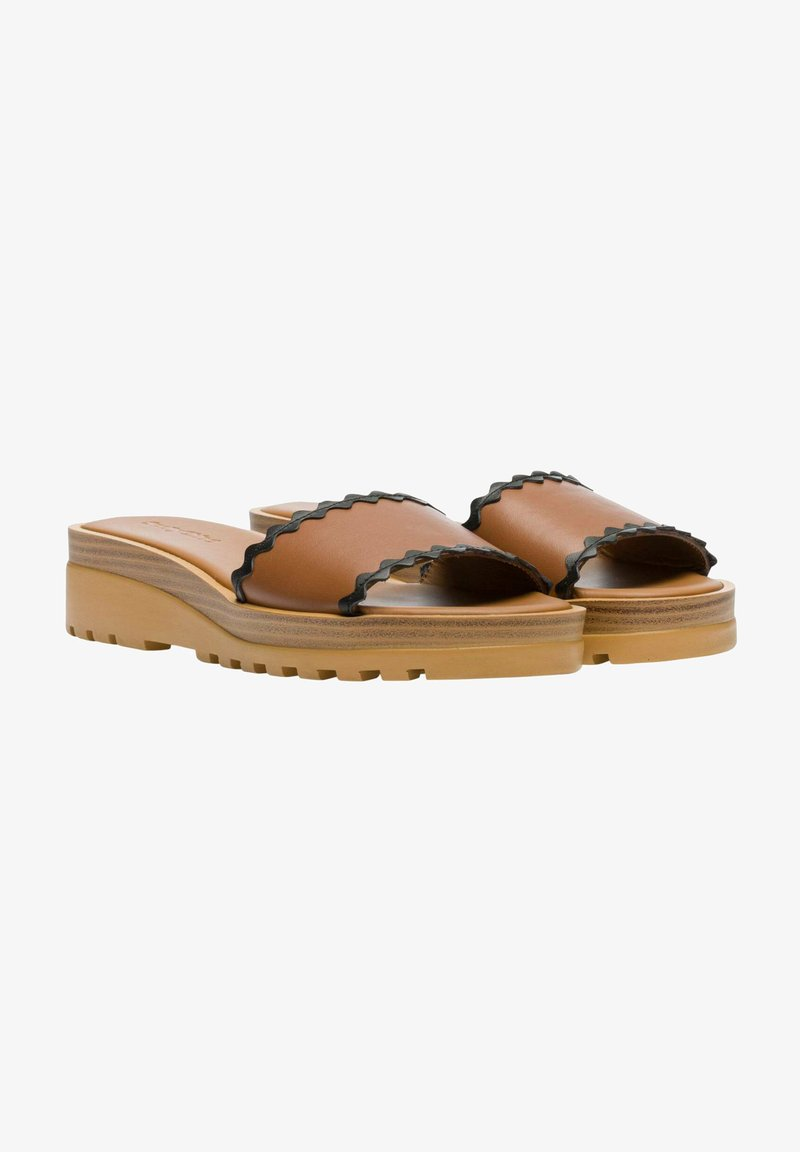 See by Chloé - Mules - light brown