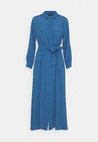 PULVINO - Maxi dress - dusty blue