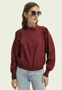Scotch & Soda - Sweatshirt - ruby red - 0