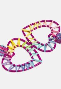 Pieces - PCPHILIS EARRINGS - Earrings - pastel lavender/multi - 2