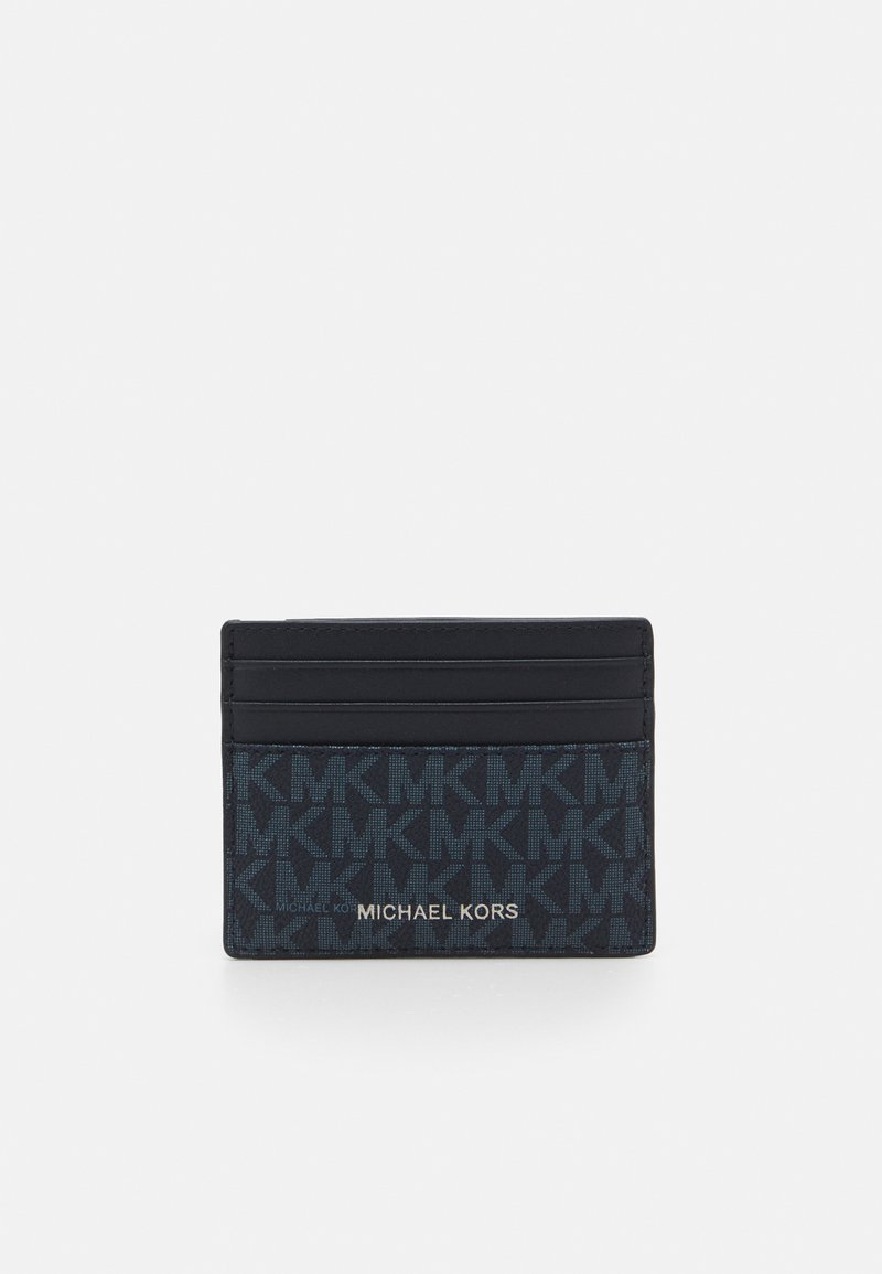 Michael Kors - TALL CARD CASE UNISEX - Wallet - dark blue