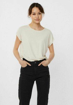 KURZÄRMELIG - Basic T-shirt - pristine