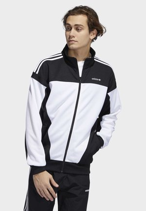 CLASSICS TRACK TOP - Training jacket - white