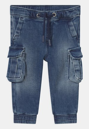 Relaxed fit jeans - cobalt original