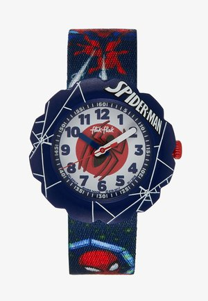 SPIDERMAN IN ACTION - Reloj - blue