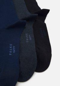 FALKE - HAPPYBOX 3 PACK - Socks - blue/dark blue - 2