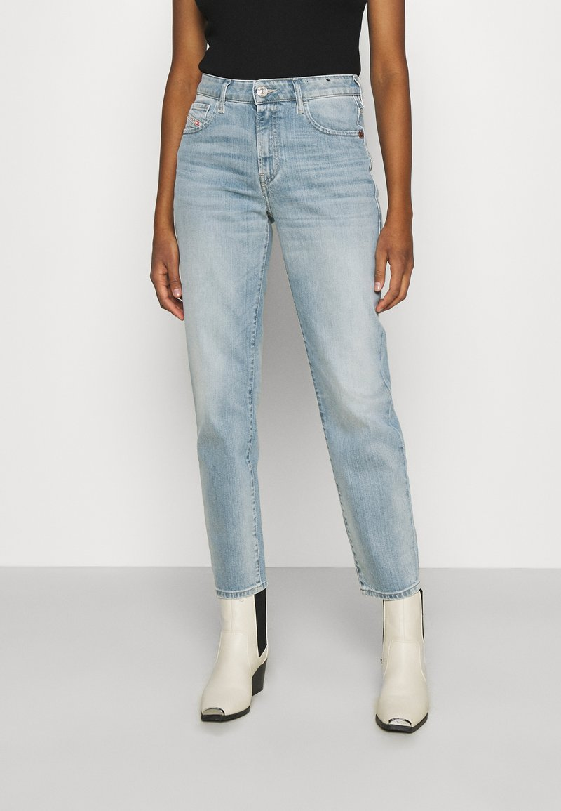 Diesel - D-JOY-BS - Slim fit jeans - light blue