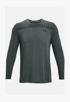 Long sleeved top - pitch gray