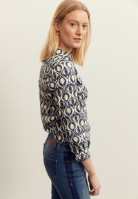 More & More - GRAPHICAL PRINT - Button-down blouse - mehrfarbig - 1