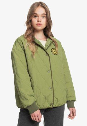 DUNE SCAPE  - Light jacket - calliste green