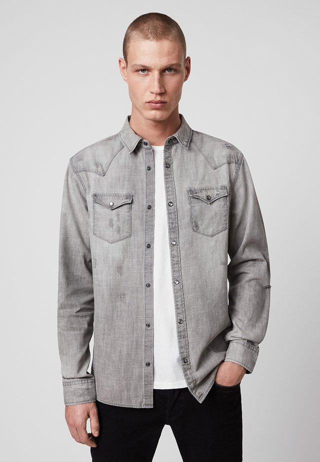 REWA  - Skjorter - grey