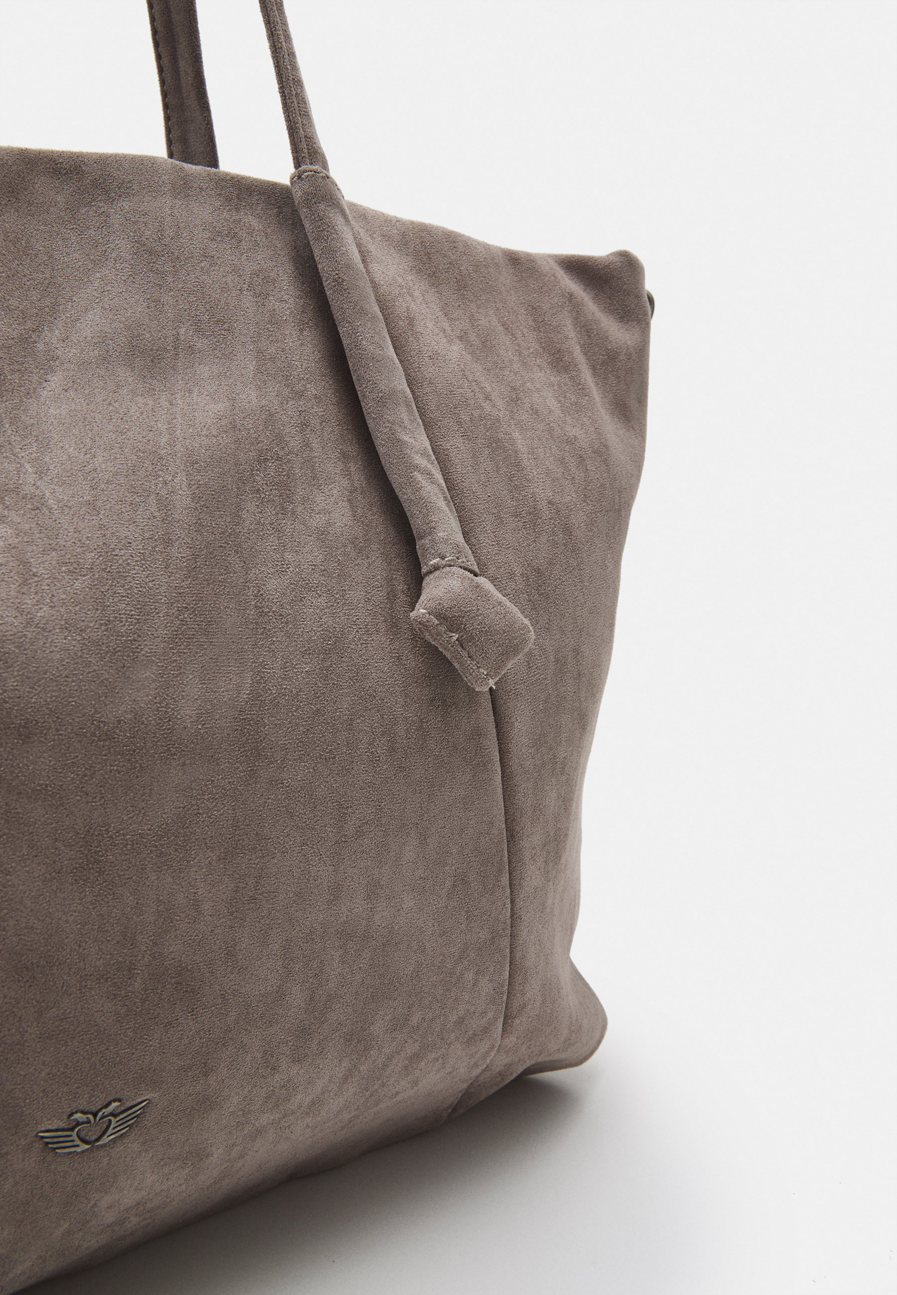 Fritzi aus Preußen LEJA - Shoppingveske - stone/grå SNv4tckar0Acg1j