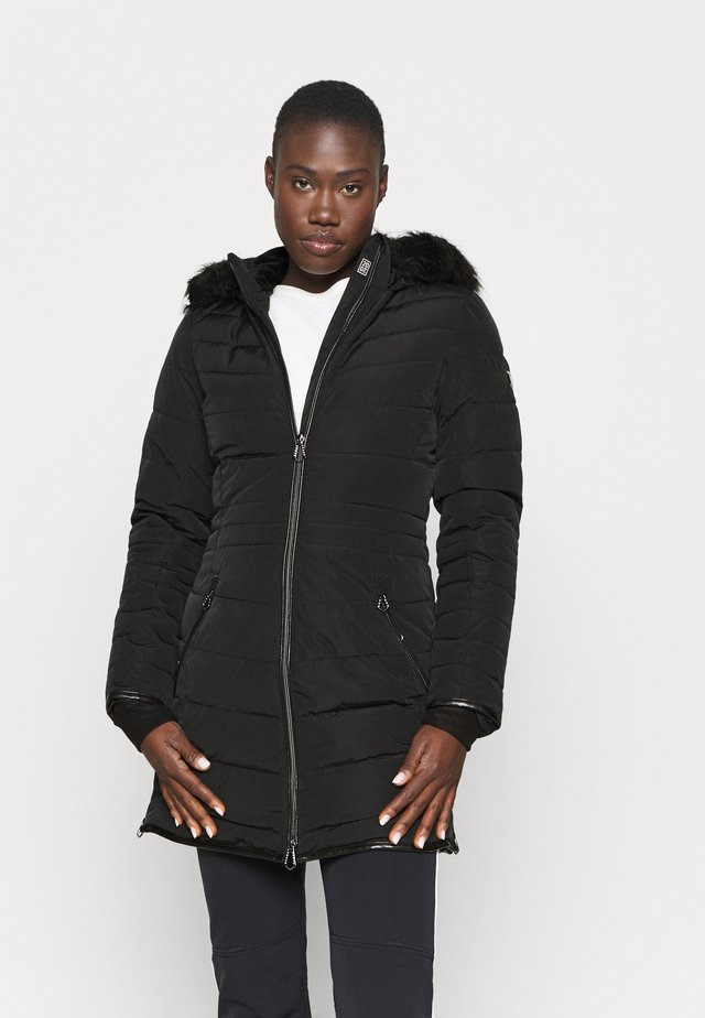 STRIKING - Winter coat - black