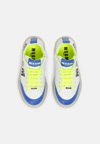 MSGM - UNISEX - High-top trainers - white - 3