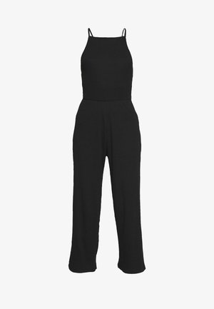 BASIC - Jumpsuit - Haalari - black