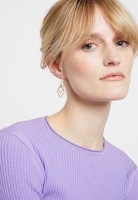 TomShot - ETERNITY - Earrings - gold-coloured - 1
