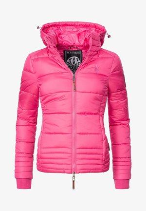 SOLE - Winterjacke - pink