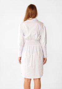 Noella - DANIELLE - Shirt dress - white - 2
