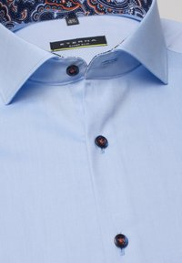 Eterna - SUPER SLIM - Formal shirt - hellblau - 5