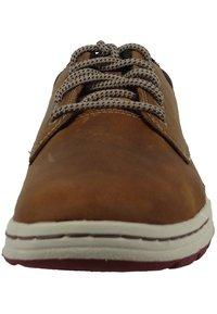 Cat Footwear - COLFAX - Sportieve veterschoenen - dark beige - 2