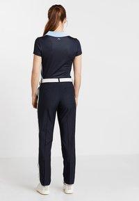 J.LINDEBERG - KAIA PANT LIGHT - Outdoor trousers - navy - 2