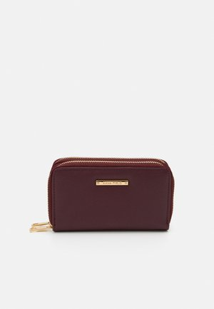 Wallet - dark red