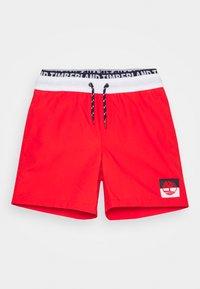 Timberland - SWIM  - Swimming shorts - orange - 0