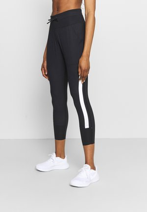 RUN ANYWHERE PANT - Tracksuit bottoms - black