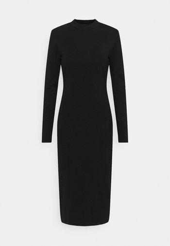 BEGONIA CUTOUT BACK DRESS