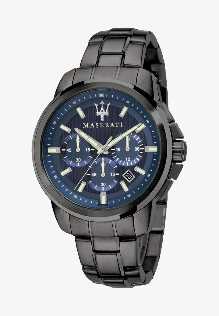 Maserati - Chronograph watch - black