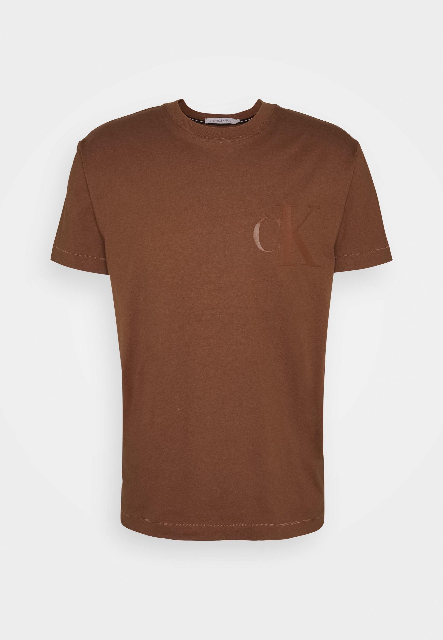 Men MONOGRAM TEE UNISEX - Print T-shirt