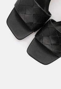 ALDO - ACENDAN - Heeled mules - black - 5