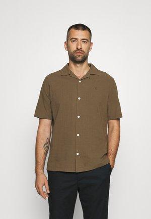 ADORNOS SHIRT - Skjorte - antique khaki