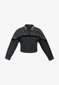 myMo ROCKS - Denim jacket - black - 4