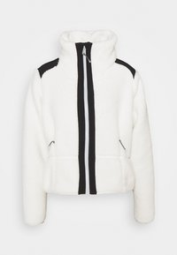 Under Armour - LEGACY - Fleecejacke - onyx white - 0