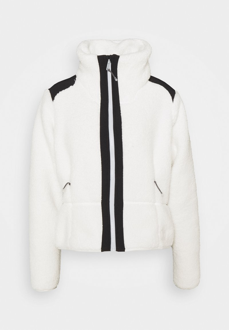 Under Armour - LEGACY - Fleecejacke - onyx white