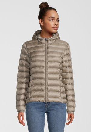 SARA - Winter jacket - iced coffee pastel peach