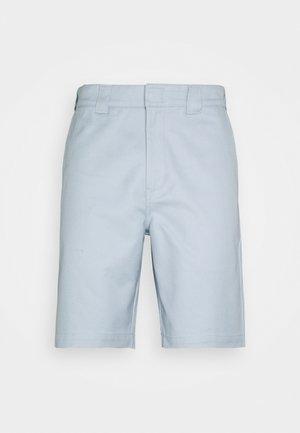 Shorts - fog blue