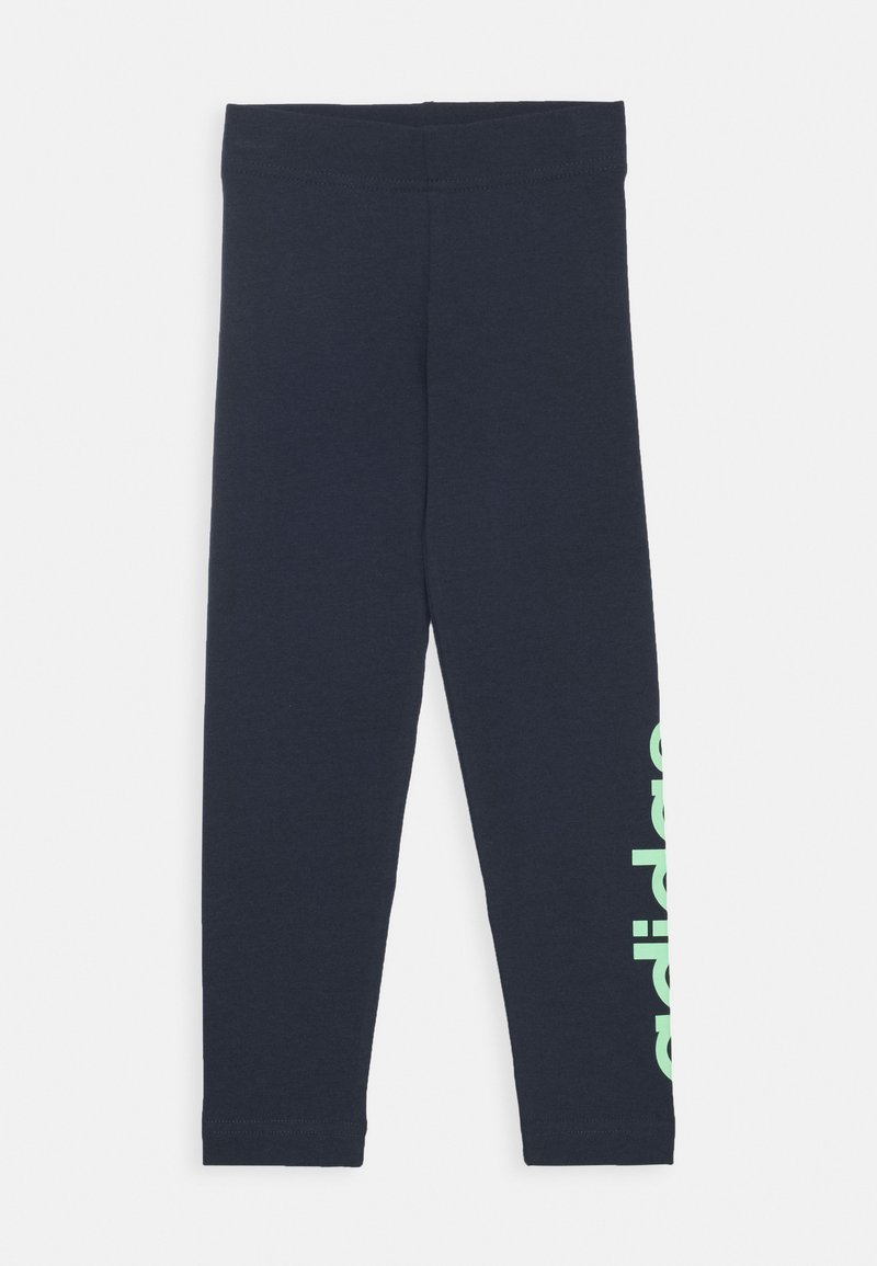 adidas Performance - Leggings - legend ink/glory mint