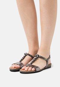 Tamaris - Sandals - pewter - 0