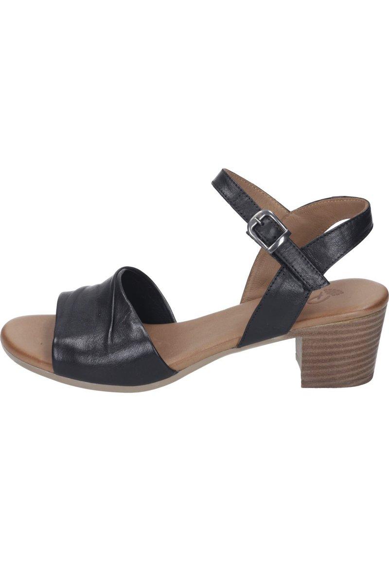 Piazza - Sandals - schwarz