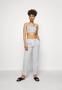 Lauren Ralph Lauren - LOUNGE - Bas de pyjama - grey - 1