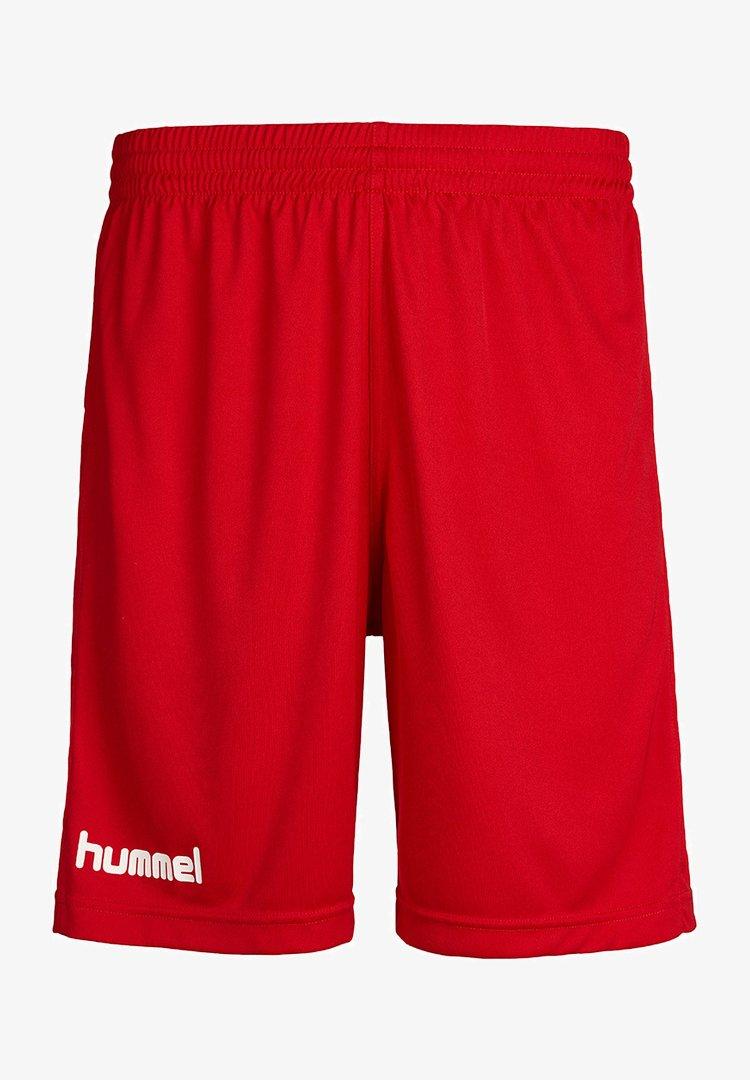 Hummel - Sports shorts - true red pro