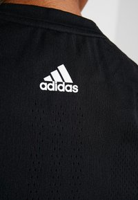 adidas Performance - KNIT SPORT CLIMALITE WORKOUT TANK TOP - Sports shirt - black
