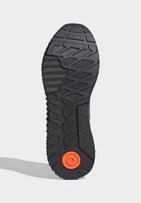adidas Originals - ZX 4D - Sneakers basse - grey four core black solar orange - 4