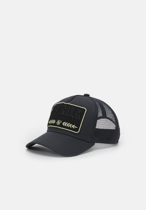 REEF TRUCKER - Gorra - grey/gold