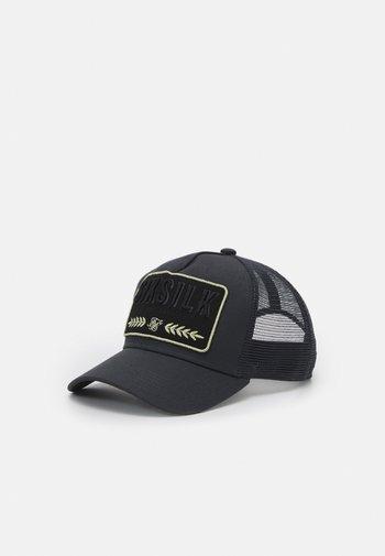 REEF TRUCKER - Cap - grey/gold