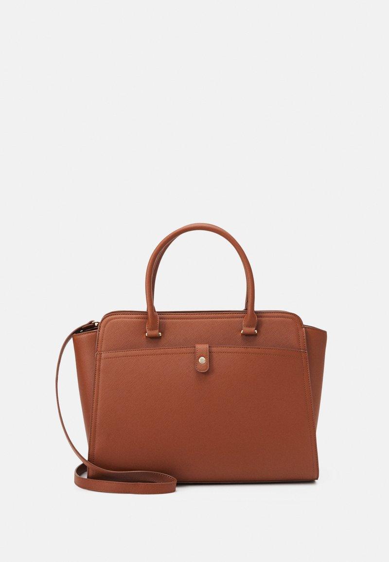 Anna Field - Briefcase - cognac